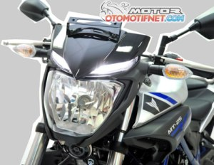Yamaha MT-25 (Head lamp)
