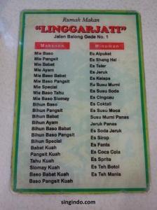 Mie Linggar Jati 2
