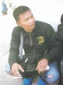 Handphone Perampok Jatuh Saat Beraksi dan Foto Pelaku Pun Tersebar Luas singindo