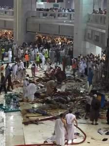 Insiden Crane Jatuh di Masjidil Haram 3
