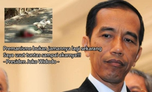 Lanjutan Kasus Salim Kancil, Jokowi Perintah Polda Jawa Timur Untuk Usut Kasus Ini Sampai Tuntas