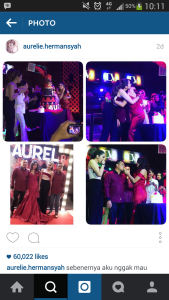 Aurel Curhat Singindo