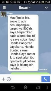 Pengemudi Blue Bird NM804, Contoh Teladan Sopir Taksi di Indonesia 5