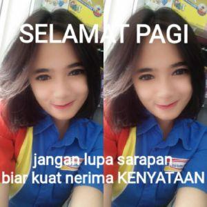 Setelah Heboh Kasir Indomaret Cantik Siti Rohmah Kini Muncul Syarifah Zahra 01
