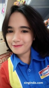 Setelah Heboh Kasir Indomaret Cantik Siti Rohmah Kini Muncul Syarifah Zahra 07