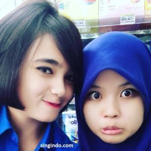 Setelah Heboh Kasir Indomaret Cantik Siti Rohmah Kini Muncul Syarifah Zahra 15