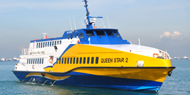 Sindo Ferry Schedule 2015
