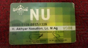 Kartu Anggota NU di Mekkah Memang Sakti... Ini Buktinya!