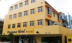 Fragrance Hotel Royal