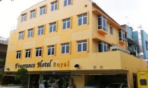 Fragrance Hotel Royal