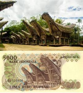 Tongkonan Kete' Kesu To'dengen House - Tana Toraja