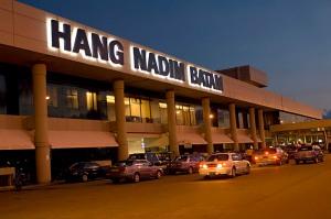 Jarak dari Bandara Hang Nadim ke 5 Ferry Terminal di Batam 1