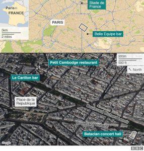 Serangan Paris Menewaskan Lebih dari 120 Orang, Nomor Hotline Ada Disini 01