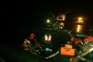 Tabrak Benda Terapung Ferry dari Nongsa Pura Ferry Terminal Menuju Tanah Merah Ferry Terminal Tenggelam 1