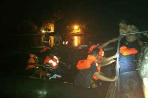 Tabrak Benda Terapung Ferry dari Nongsa Pura Ferry Terminal Menuju Tanah Merah Ferry Terminal Tenggelam 2