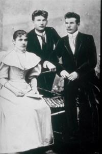 Tomáš, Anna dan Antonín Bata