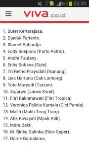 Dan Jokowi Pun Terbahak Bahak