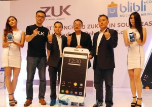 Launching Zuk Z1. Sumber foto: internet.