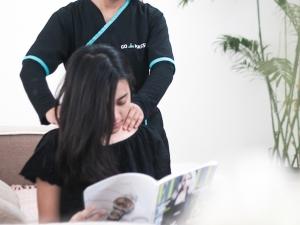 Asyik Sekarang Sudah Ada Go-Massage... Bisa Pesan Terapis Cantik ke Rumah 2