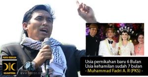 Kader PKS ini Tuduh Anak Jokowi Hamil di Luar Nikah 1