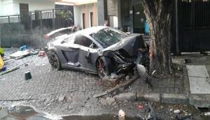 Lanjutan Kasus Lamborghini, Berkas Sudah Komplet, Tak Lama Lagi Wiyang Lautner Segera Disidang