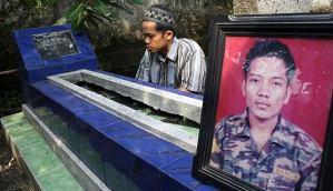 Ribuan Anggota Catholic Community Indonesia Turut Mendoakan Riyanto, Anggota Banser NU yang Gugur Terkena Bom di Gereja Eben Tahun 2010
