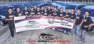 Toyota Avanza Club Indonesia (TACI) Chapter Bangka Resmi Dideklarasikan 01