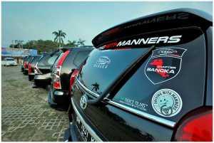 Toyota Avanza Club Indonesia (TACI) Chapter Bangka Resmi Dideklarasikan 13