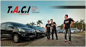Toyota Avanza Club Indonesia (TACI) Chapter Bangka Resmi Dideklarasikan 15