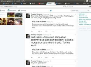 Obrolan 2 Putra Jokowi Yang Ramai Dibicarakan Netizen Menjelang Pergantian Tahun