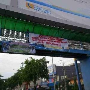 Ada Spanduk Ancaman Kepada TNI-Polri di Samarinda!