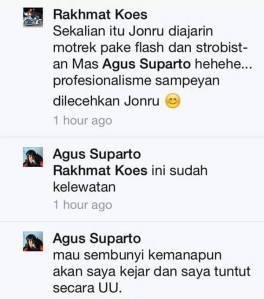 Fotografer Istana Akan Tuntut Jonru 2