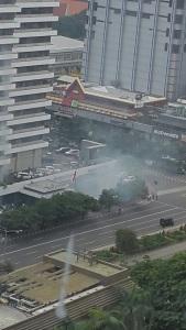 Ledakan Kembali Mengguncang Indonesia, Kali Ini Jakarta yang Menjadi Target