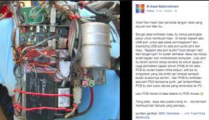 "Waduh, ""Iron Man"" Bali Ternyata Patut Diduga Hoax"
