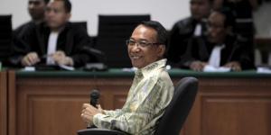 Mantan Menbudpar Jero Wacik Dituntut 9 Tahun Penjara