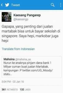 Netizen Sindir Anak Jokowi Kaesang Pangarep Jawab Santai