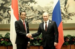 Putin Jokowi