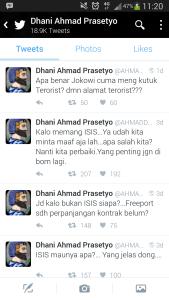 Ahmad Dhani Menyarankan untuk Minta Maaf ke ISIS. Netizen Komentar Bernada Pedas