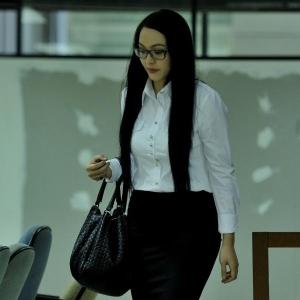 Walaupun Berhijab, Angelina Ya Tetap Angelina... Cantik! 20