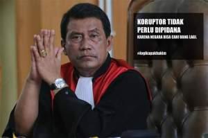 Argumen Hakim Bakar Hutan Tidak Merusak Lingkungan Dikecam Netizen