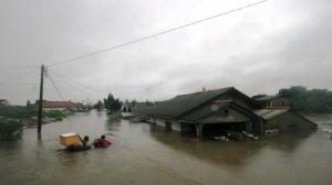 Ahok ke Jakarta, Jakarta Bebas Banjir. Malahan Pangkal Pinang yang Banjir 1