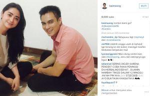 Baim Wong Pacari Dewi Persik?