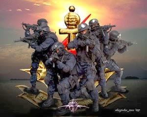 Ternyata TNI AL Paling Ditakuti Angkatan Laut Amerika