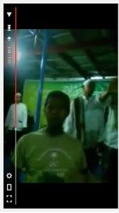 VIDEO: Berusaha Membubarkan Kegiatan Majelis Taklim Aswaja, Seorang Wahabi Nyaris Babak Belur