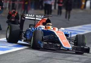 Inilah Mobil Manor Racing untuk Rio Haryanto di F1 2016 1