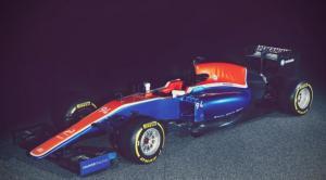 Inilah Mobil Manor Racing untuk Rio Haryanto di F1 2016