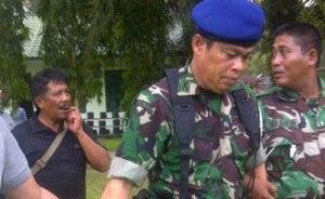 Jenderal Gadungan Beristri 12 Diamankan Personil Kodim Asahan