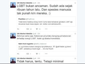 Kalau LGBT yang Ini Tidak Dilarang 1