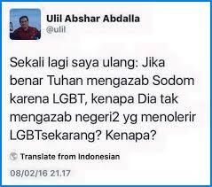 Kalau LGBT yang Ini Tidak Dilarang 3