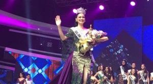 Kezia Roslin Cikita Warouw Sang Puteri Indonesia 2016 2